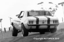 FORD MUSTANG Ian 'Pete' Geoghagan  Oran Park Australian Touring Cars 1969 (A)